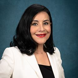 headshot of Councillor Yvonne Flores